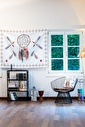 home-bath Duvar Örtüsü Dreamcatcher Renkli